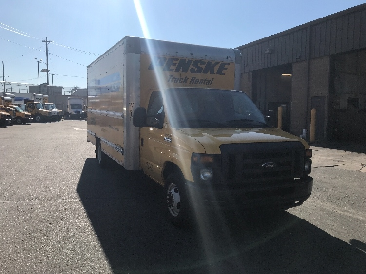 Light Duty Box Truck-Light and Medium Duty Trucks-Ford-2015-E350-NORTH BERGEN-NJ-82,756 miles-$21,250
