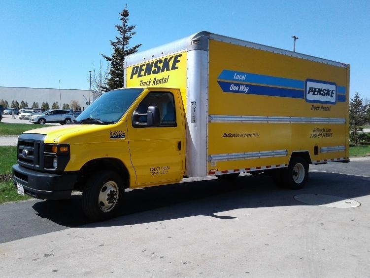 Light Duty Box Truck-Light and Medium Duty Trucks-Ford-2015-E350-HUDSON-NH-75,572 miles-$18,000