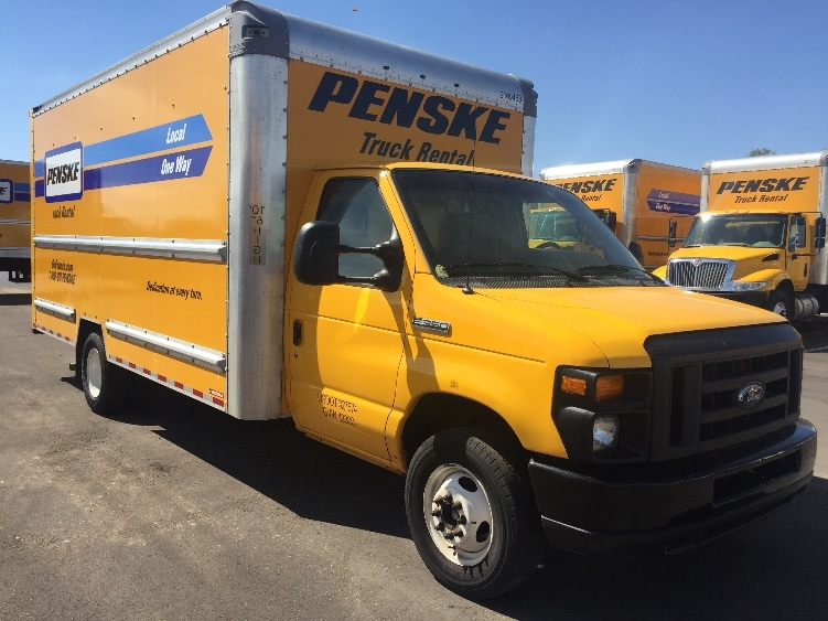 Light Duty Box Truck-Light and Medium Duty Trucks-Ford-2015-E350-TUCSON-AZ-102,052 miles-$16,000