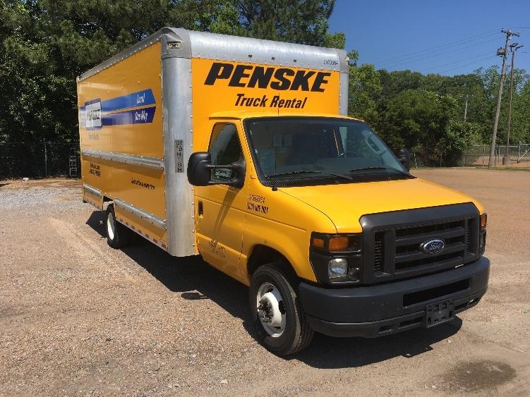 Light Duty Box Truck-Light and Medium Duty Trucks-Ford-2015-E350-PELAHATCHIE-MS-67,900 miles-$18,750