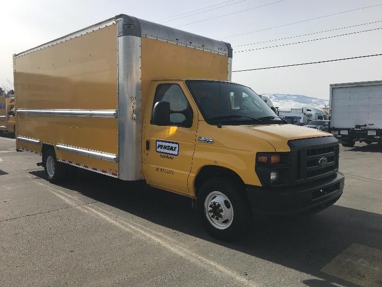 Light Duty Box Truck-Light and Medium Duty Trucks-Ford-2015-E350-SPARKS-NV-120,689 miles-$12,500