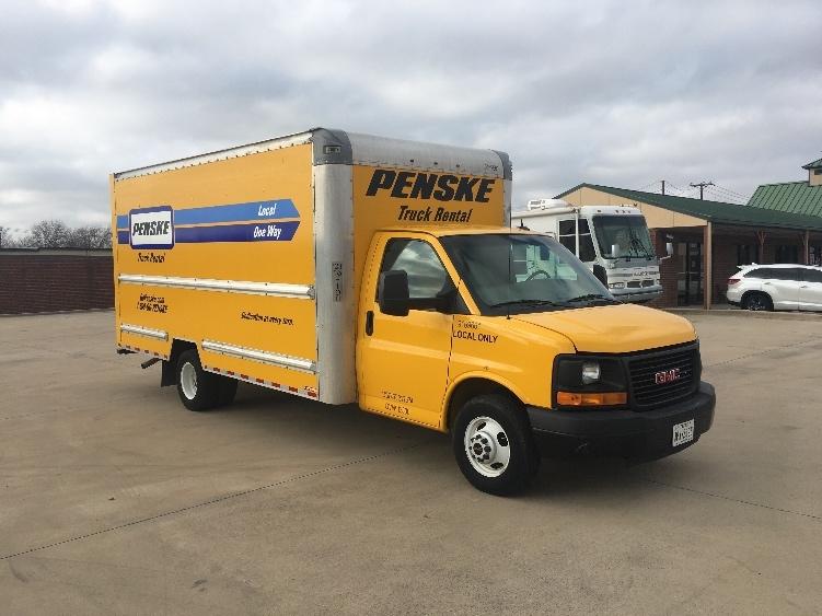 Light Duty Box Truck-Light and Medium Duty Trucks-GMC-2015-Savana G33903-SUMMERVILLE-SC-103,032 miles-$16,000
