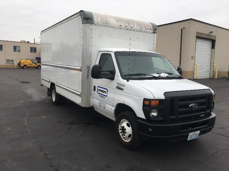 Light Duty Box Truck-Light and Medium Duty Trucks-Ford-2015-E350-SAINT LOUIS-MO-91,348 miles-$22,250