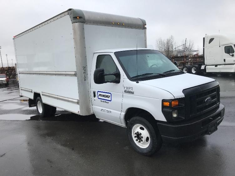 Light Duty Box Truck-Light and Medium Duty Trucks-Ford-2015-E350-NORTH LAS VEGAS-NV-118,948 miles-$16,500