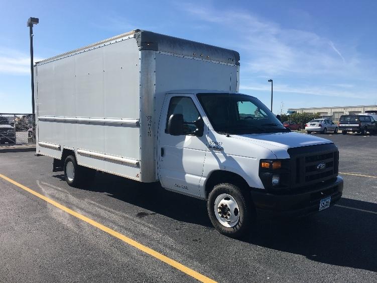 Light Duty Box Truck-Light and Medium Duty Trucks-Ford-2015-E350-DAVENPORT-IA-72,194 miles-$25,250