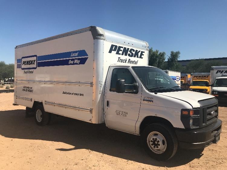 Light Duty Box Truck-Light and Medium Duty Trucks-Ford-2015-E350-PHOENIX-AZ-101,192 miles-$18,000