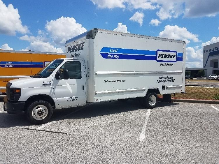 Light Duty Box Truck-Light and Medium Duty Trucks-Ford-2015-E350-FLORENCE-SC-100,683 miles-$18,000