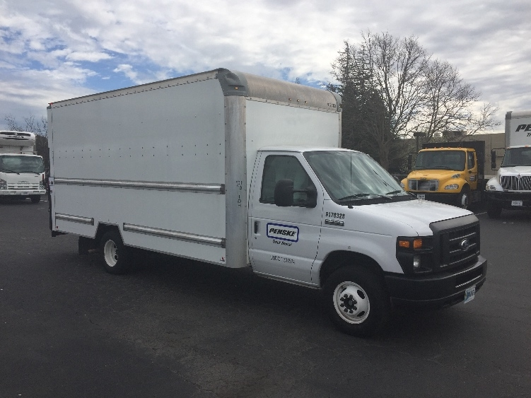 Light Duty Box Truck-Light and Medium Duty Trucks-Ford-2015-E350-WEST SACRAMENTO-CA-62,784 miles-$26,750