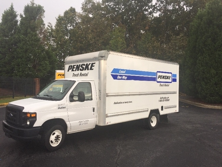 Light Duty Box Truck-Light and Medium Duty Trucks-Ford-2015-E350-CONYERS-GA-92,905 miles-$23,500