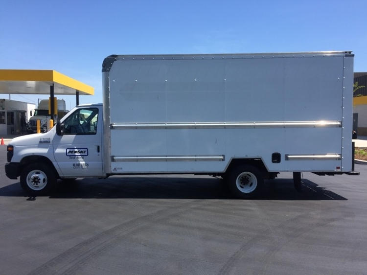 Light Duty Box Truck-Light and Medium Duty Trucks-Ford-2015-E350-MOBILE-AL-67,542 miles-$22,000