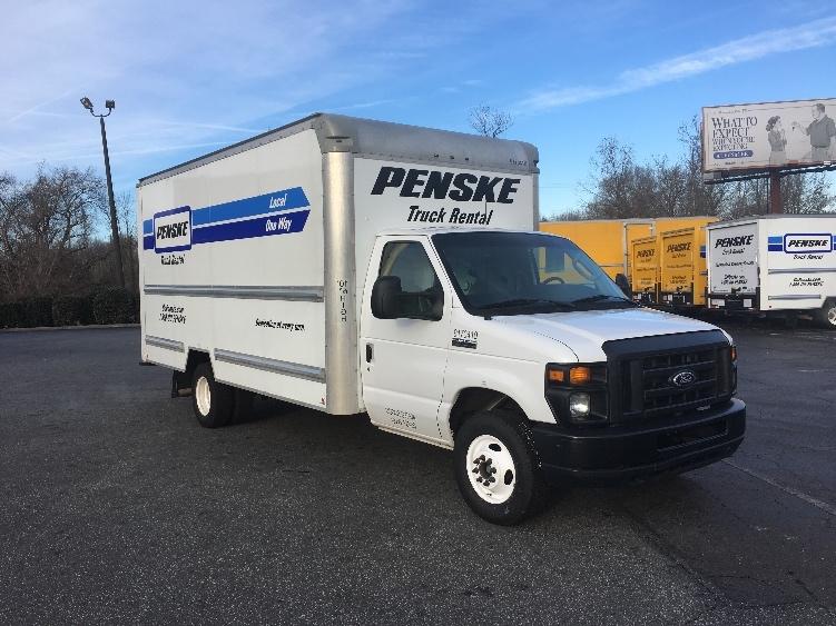 Light Duty Box Truck-Light and Medium Duty Trucks-Ford-2015-E350-GREENSBORO-NC-102,565 miles-$18,500