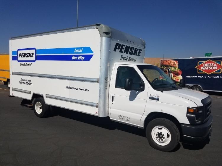 Light Duty Box Truck-Light and Medium Duty Trucks-Ford-2015-E350-WEST VALLEY CITY-UT-137,331 miles-$15,250