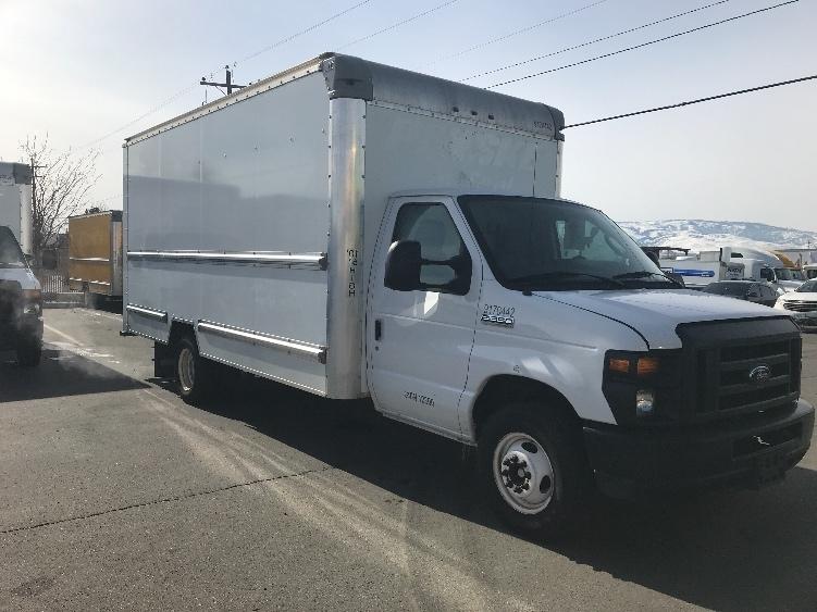 Light Duty Box Truck-Light and Medium Duty Trucks-Ford-2015-E350-SPARKS-NV-117,676 miles-$14,250