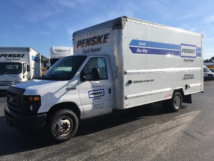 Light Duty Box Truck-Light and Medium Duty Trucks-Ford-2015-E350-ORLANDO-FL-76,915 miles-$23,500