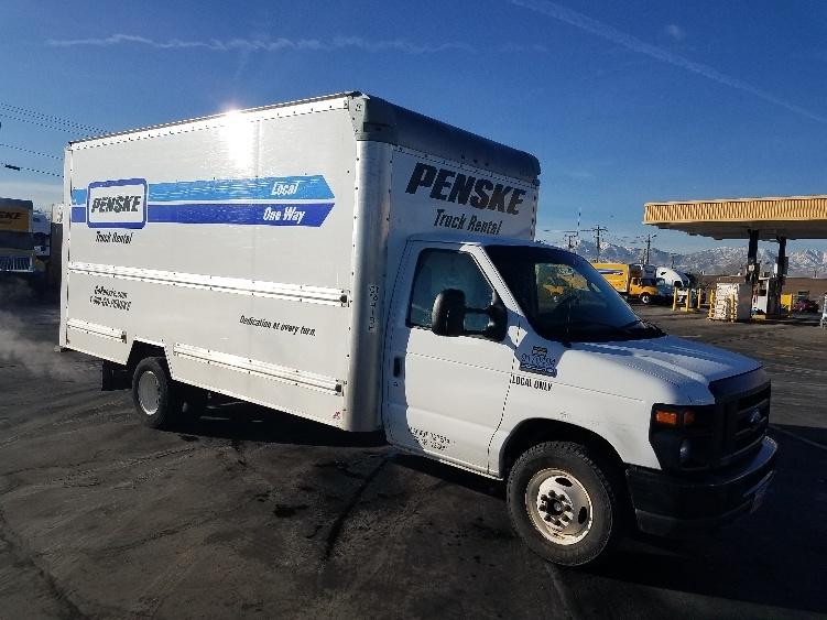Light Duty Box Truck-Light and Medium Duty Trucks-Ford-2015-E350-WEST VALLEY CITY-UT-121,892 miles-$21,000