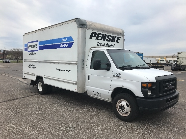 Light Duty Box Truck-Light and Medium Duty Trucks-Ford-2015-E350-MEMPHIS-TN-114,783 miles-$16,000