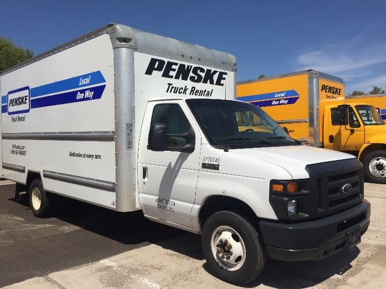 Light Duty Box Truck-Light and Medium Duty Trucks-Ford-2015-E350-PHOENIX-AZ-130,190 miles-$17,000