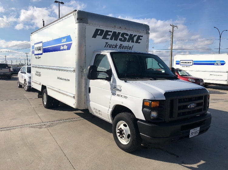 Light Duty Box Truck-Light and Medium Duty Trucks-Ford-2015-E350-DALLAS-TX-61,905 miles-$26,500
