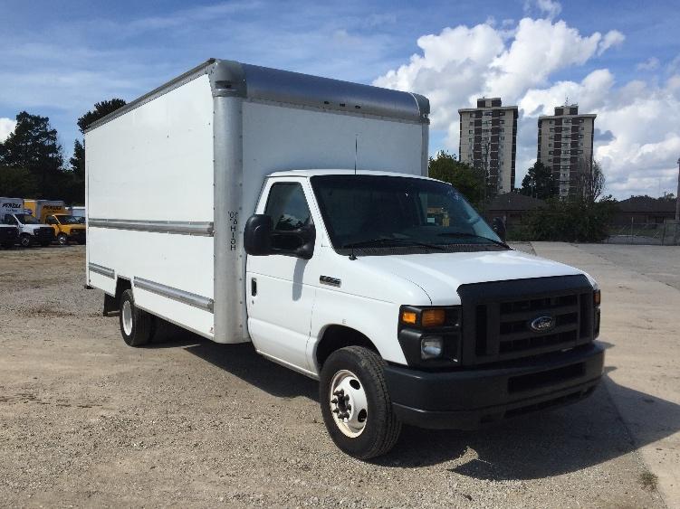 Light Duty Box Truck-Light and Medium Duty Trucks-Ford-2015-E350-POPLAR BLUFF-MO-105,616 miles-$19,000