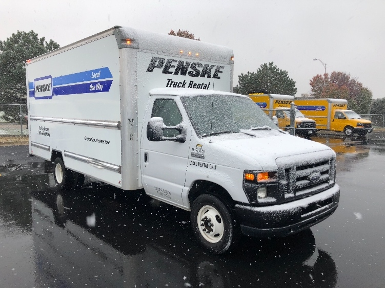 Light Duty Box Truck-Light and Medium Duty Trucks-Ford-2015-E350-CHATTANOOGA-TN-87,213 miles-$21,000