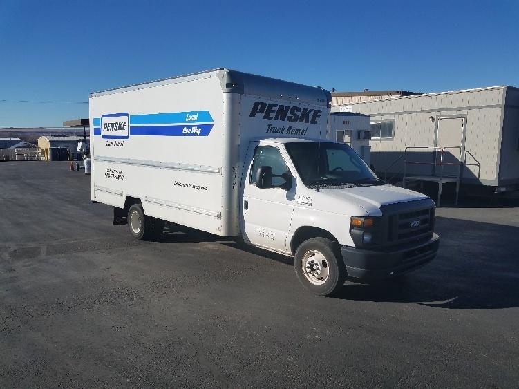 Light Duty Box Truck-Light and Medium Duty Trucks-Ford-2015-E350-GARLAND-TX-86,602 miles-$20,000