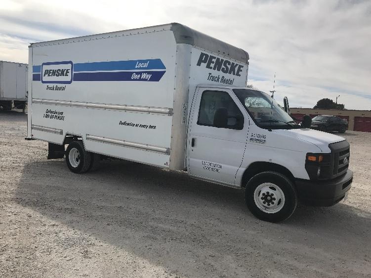 Light Duty Box Truck-Light and Medium Duty Trucks-Ford-2015-E350-AMARILLO-TX-81,121 miles-$24,250