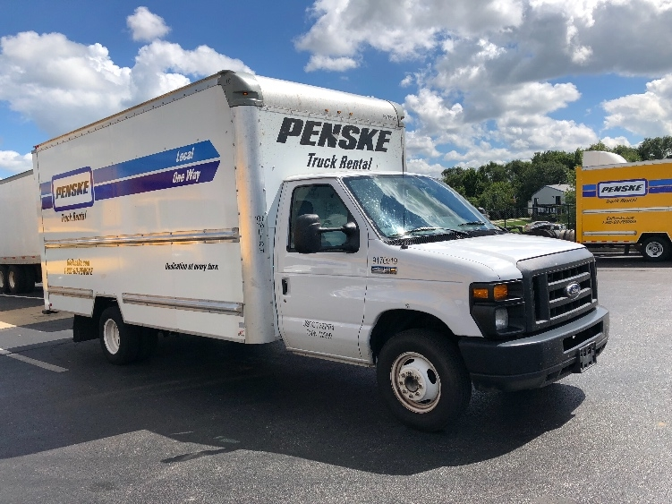 Light Duty Box Truck-Light and Medium Duty Trucks-Ford-2015-E350-POPLAR BLUFF-MO-118,093 miles-$16,500