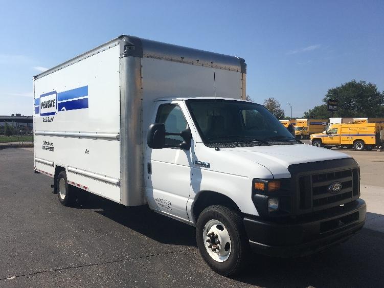 Light Duty Box Truck-Light and Medium Duty Trucks-Ford-2015-E350-ROSEVILLE-MN-78,181 miles-$23,500