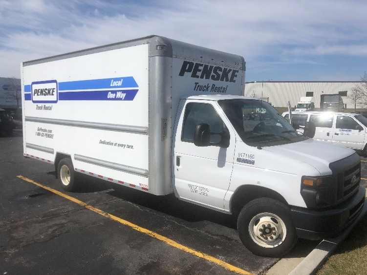 Light Duty Box Truck-Light and Medium Duty Trucks-Ford-2015-E350-DE PERE-WI-72,656 miles-$21,500