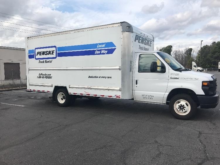 Light Duty Box Truck-Light and Medium Duty Trucks-Ford-2015-E350-LITTLE ROCK-AR-65,909 miles-$26,250