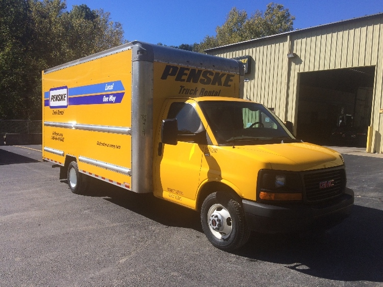 Light Duty Box Truck-Light and Medium Duty Trucks-GMC-2015-Savana G33903-MOUNT PLEASANT-PA-75,846 miles-$22,500