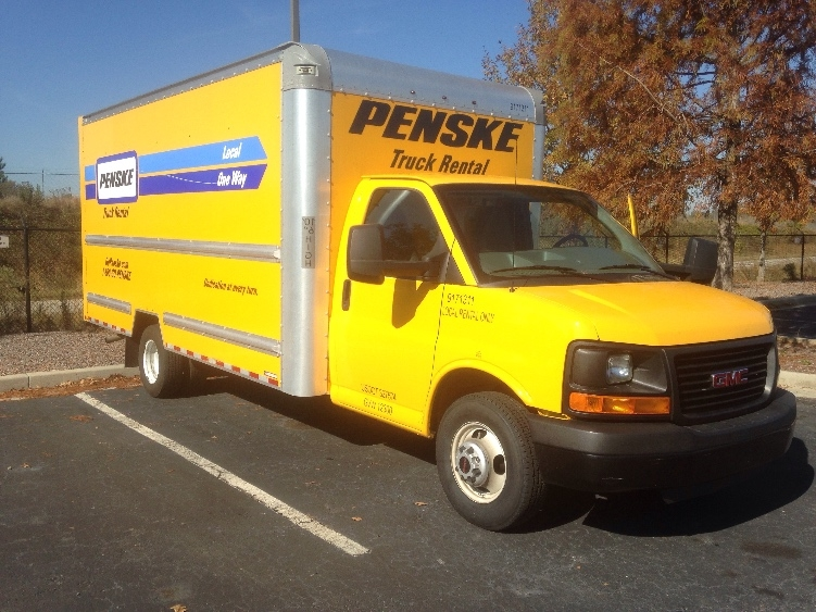 Light Duty Box Truck-Light and Medium Duty Trucks-GMC-2015-Savana G33903-AUGUSTA-GA-72,988 miles-$22,750