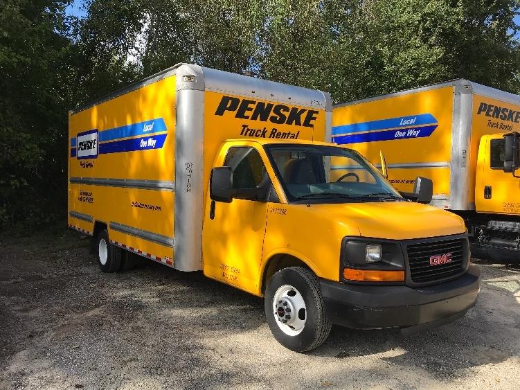 Used Light Duty Box Trucks For Sale In Nc Penske Used Trucks