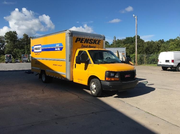 Light Duty Box Truck-Light and Medium Duty Trucks-GMC-2015-Savana G33903-CONWAY-SC-85,279 miles-$21,500