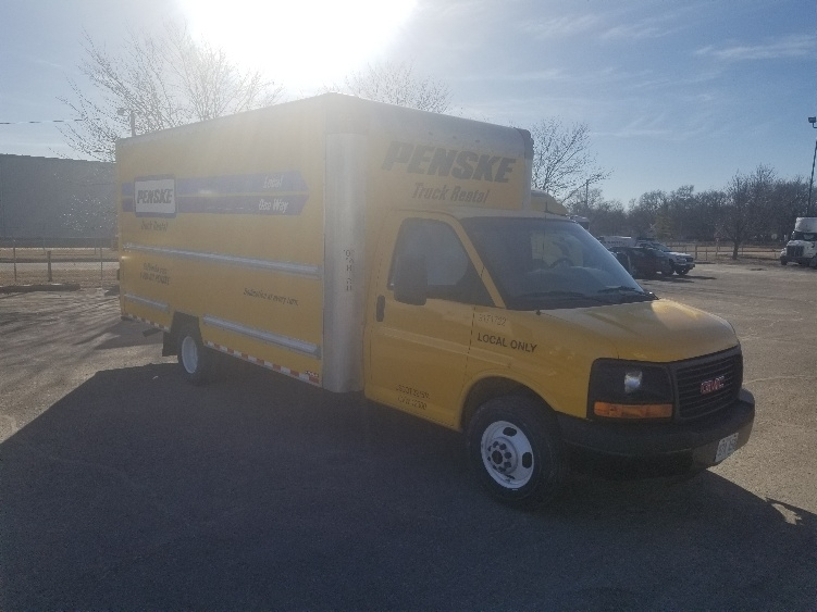 Light Duty Box Truck-Light and Medium Duty Trucks-GMC-2015-Savana G33903-OMAHA-NE-61,519 miles-$24,000