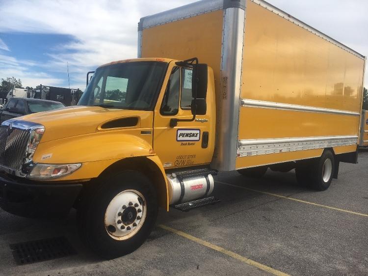 Medium Duty Box Truck-Light and Medium Duty Trucks-International-2013-4300-SUMMERVILLE-SC-157,529 miles-$25,500