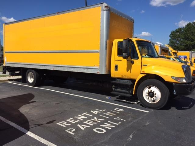 Medium Duty Box Truck-Light and Medium Duty Trucks-International-2013-4300-CONYERS-GA-145,970 miles-$13,500