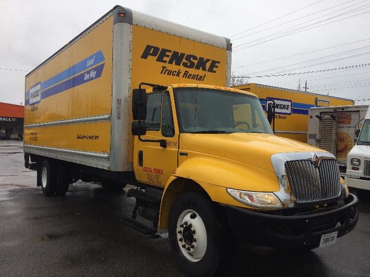 Medium Duty Box Truck-Light and Medium Duty Trucks-International-2013-4300-EVERETT-WA-126,060 miles-$37,500