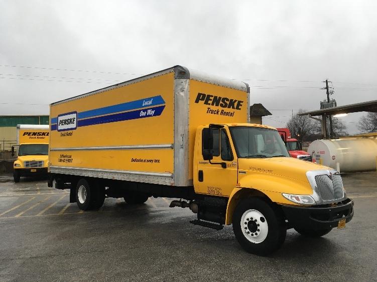Medium Duty Box Truck-Light and Medium Duty Trucks-International-2013-4300-LOWELL-AR-149,769 miles-$34,500