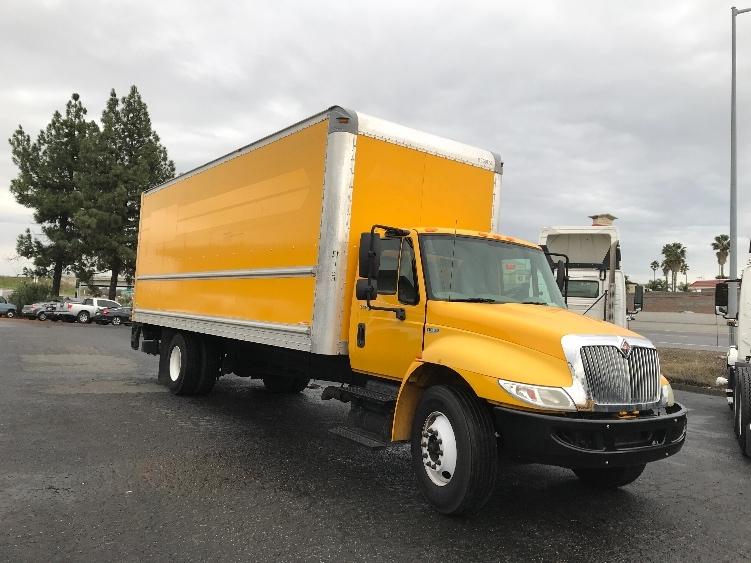 Medium Duty Box Truck-Light and Medium Duty Trucks-International-2013-4300-SPARKS-NV-138,856 miles-$33,500