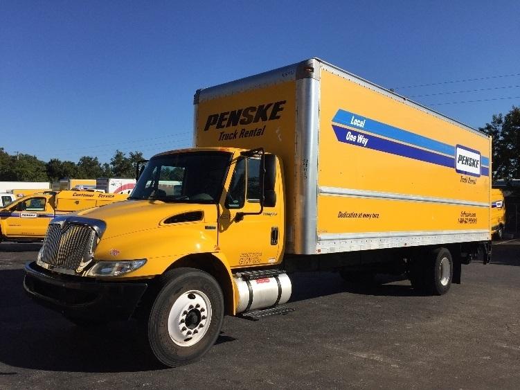 Medium Duty Box Truck-Light and Medium Duty Trucks-International-2013-4300-ORLANDO-FL-137,191 miles-$27,000