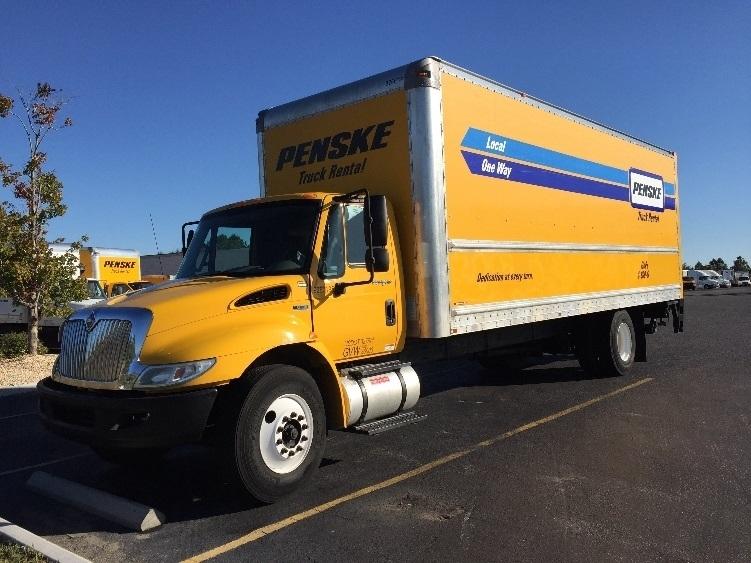 Medium Duty Box Truck-Light and Medium Duty Trucks-International-2013-4300-GREENVILLE-SC-184,141 miles-$24,750