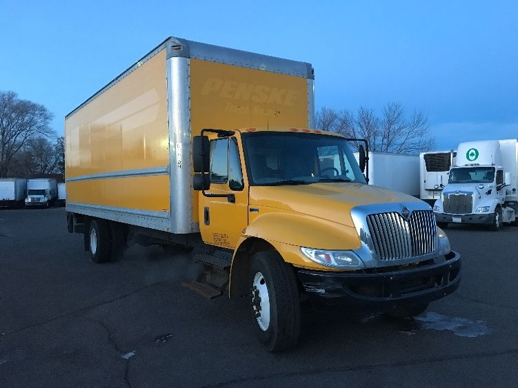 Medium Duty Box Truck-Light and Medium Duty Trucks-International-2013-4300-BROOKLYN PARK-MN-164,353 miles-$27,500
