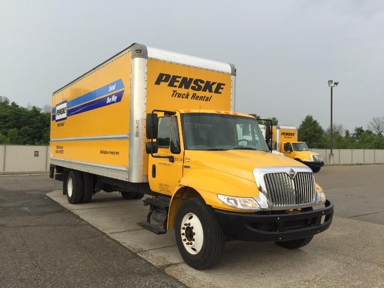Medium Duty Box Truck-Light and Medium Duty Trucks-International-2013-4300-CHARLOTTE-NC-156,406 miles-$34,250