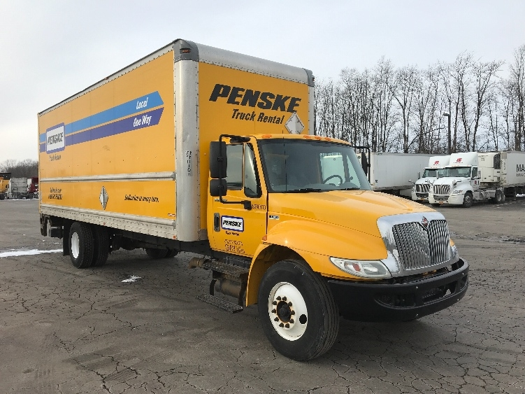 Medium Duty Box Truck-Light and Medium Duty Trucks-International-2013-4300-LIVERPOOL-NY-161,420 miles-$26,250
