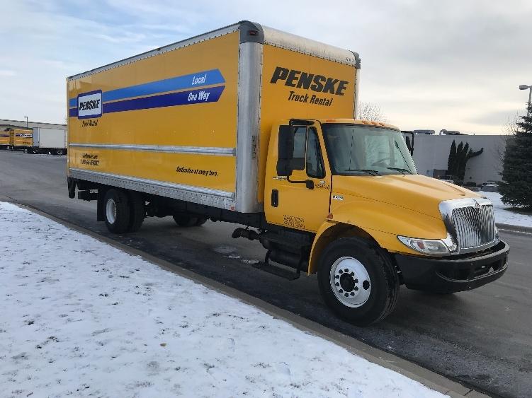 Medium Duty Box Truck-Light and Medium Duty Trucks-International-2013-4300-DE PERE-WI-201,174 miles-$25,250