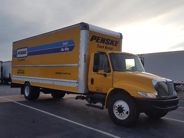Medium Duty Box Truck-Light and Medium Duty Trucks-International-2013-4300-LITTLE ROCK-AR-189,365 miles-$25,750