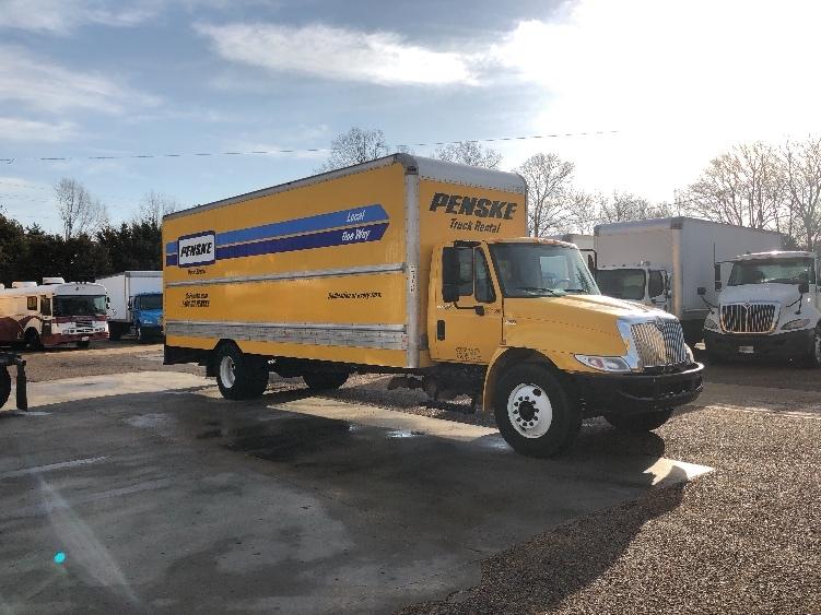 Medium Duty Box Truck-Light and Medium Duty Trucks-International-2013-4300-BELDEN-MS-206,436 miles-$17,000