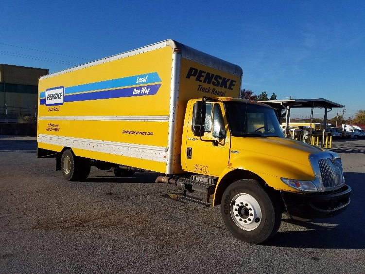 Medium Duty Box Truck-Light and Medium Duty Trucks-International-2013-4300-LOWELL-AR-174,559 miles-$25,750