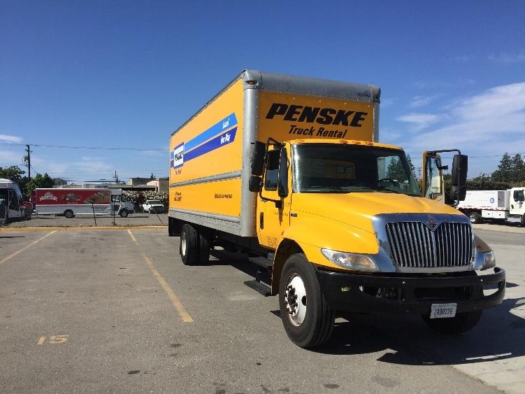 Medium Duty Box Truck-Specialized Equipment-International-2014-4300-SANTA CLARA-CA-132,372 miles-$38,250